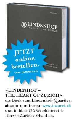 LINDENHOF - THE HEART OF Z�RICH